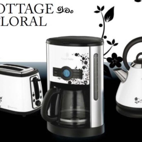 Russell Hobbs- Cottage Floral